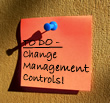 Change Management Software Note to Call